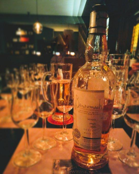 Die Leipziger Whisky Lounge ist jeden Donnerstag zu Gast in der Rorschach Bar.